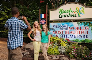 This is 40 And It Gets You Free Admission to Busch Gardens