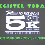 Rush to the Goal 5k