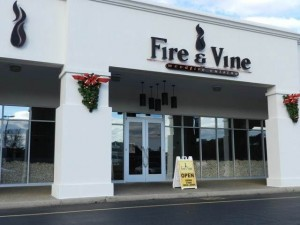 Fire and Vine