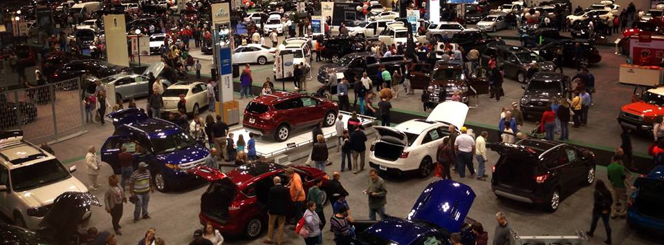 Sit In Your Dream Car At The International Auto Show HrScene - Virginia beach car show