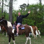 Run Dismal Swamp Half- Ride Horse Free!