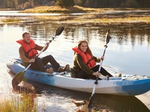 Kayak & Wine Tour