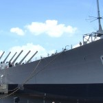 Go Deep Inside a Battleship