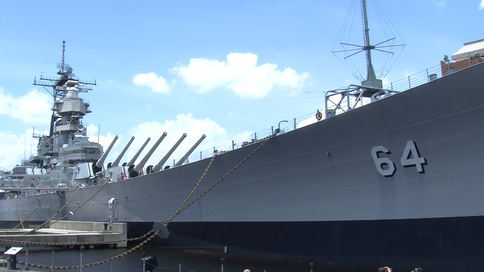 Engine Room Of Uss Wisconsin Now Open To Public Hrscene