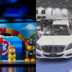 Your Auto Show, Paw Patrol, MLK Day Hampton Roads Weekend