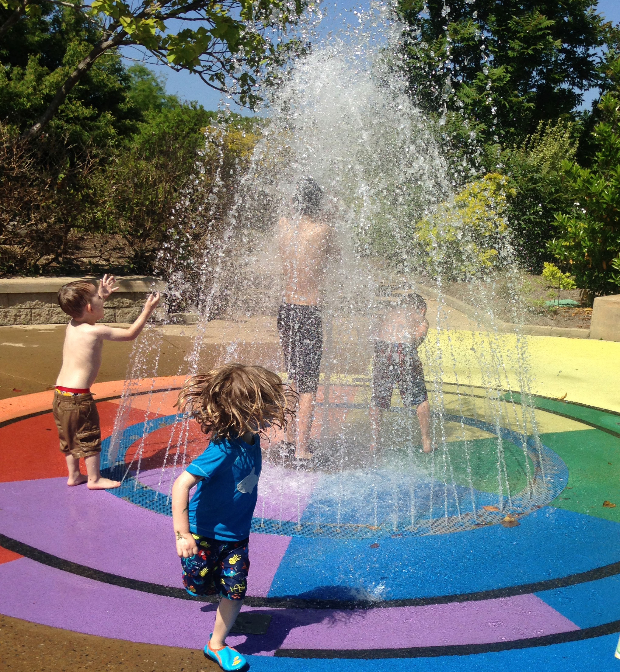 Splash Pads In Hampton Roads Hrscene
