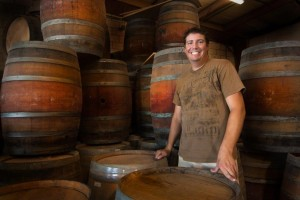 Mike Prieto, Owner of Barrel-Art