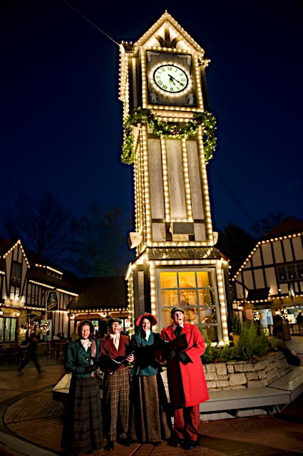 Busch Gardens Season Pass Holders Get Special Christmas Town Deal Hrscene