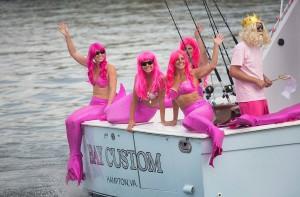 Wine, Women & Fishing