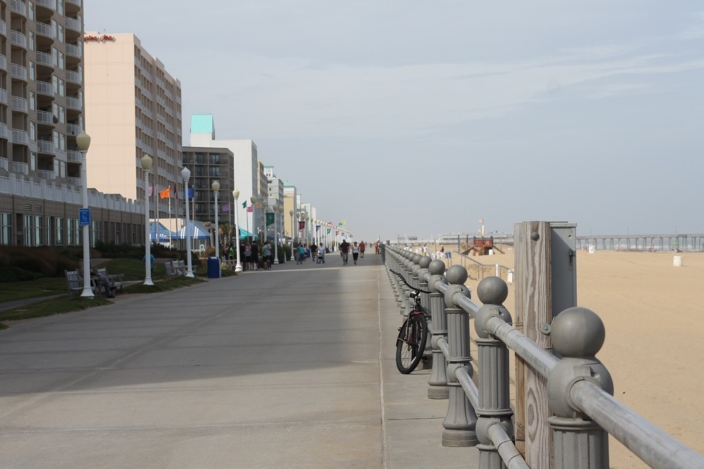 The Travel Channel Recently Named Virginia Beach Boardwalk As One Best U S Boardwalks On Their Website