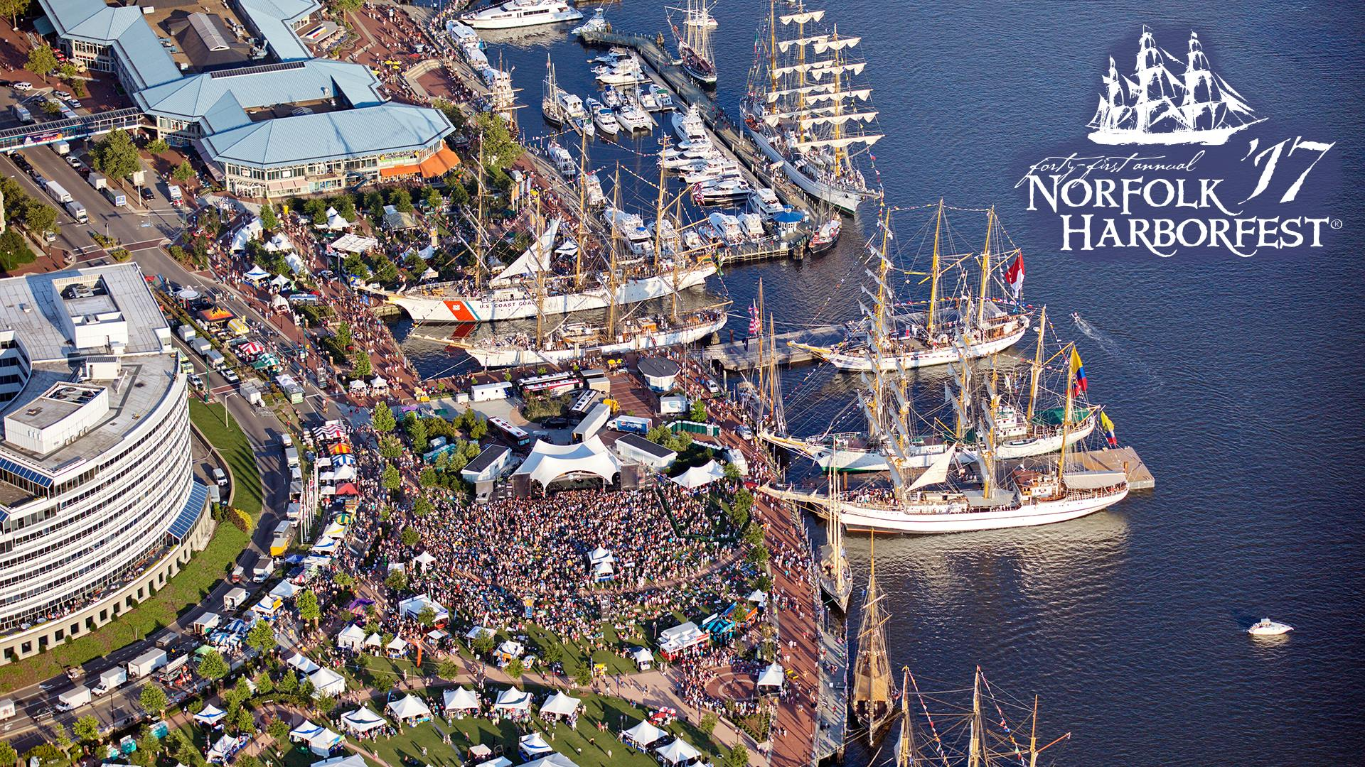 From The Archives Harborfest 1984 Hrscene