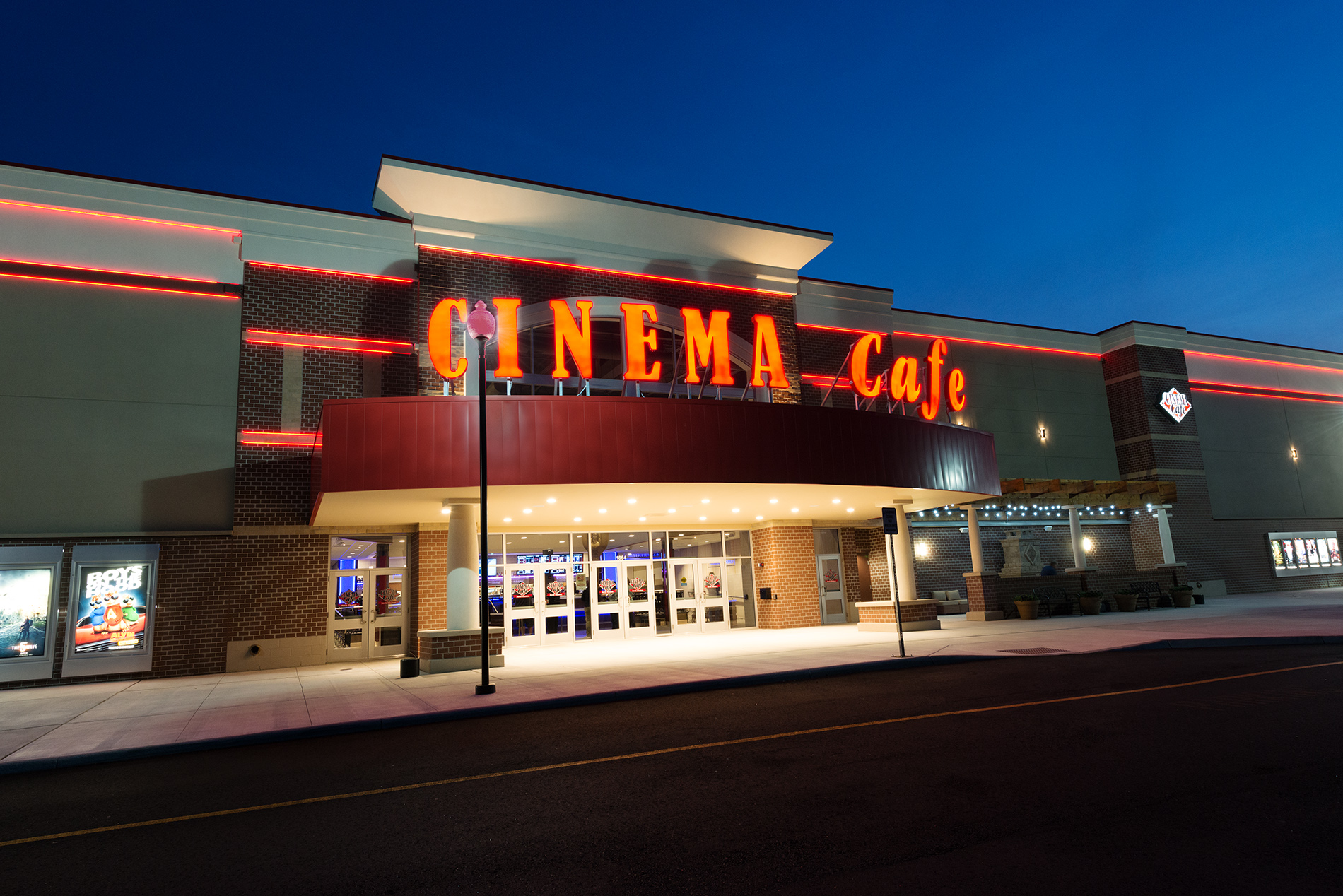 Virginia Beach Movies Cinema Cafe