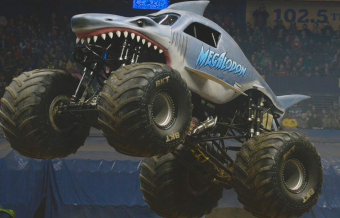 Monster Jam Is Crashing The Hampton Coliseum | hrScene